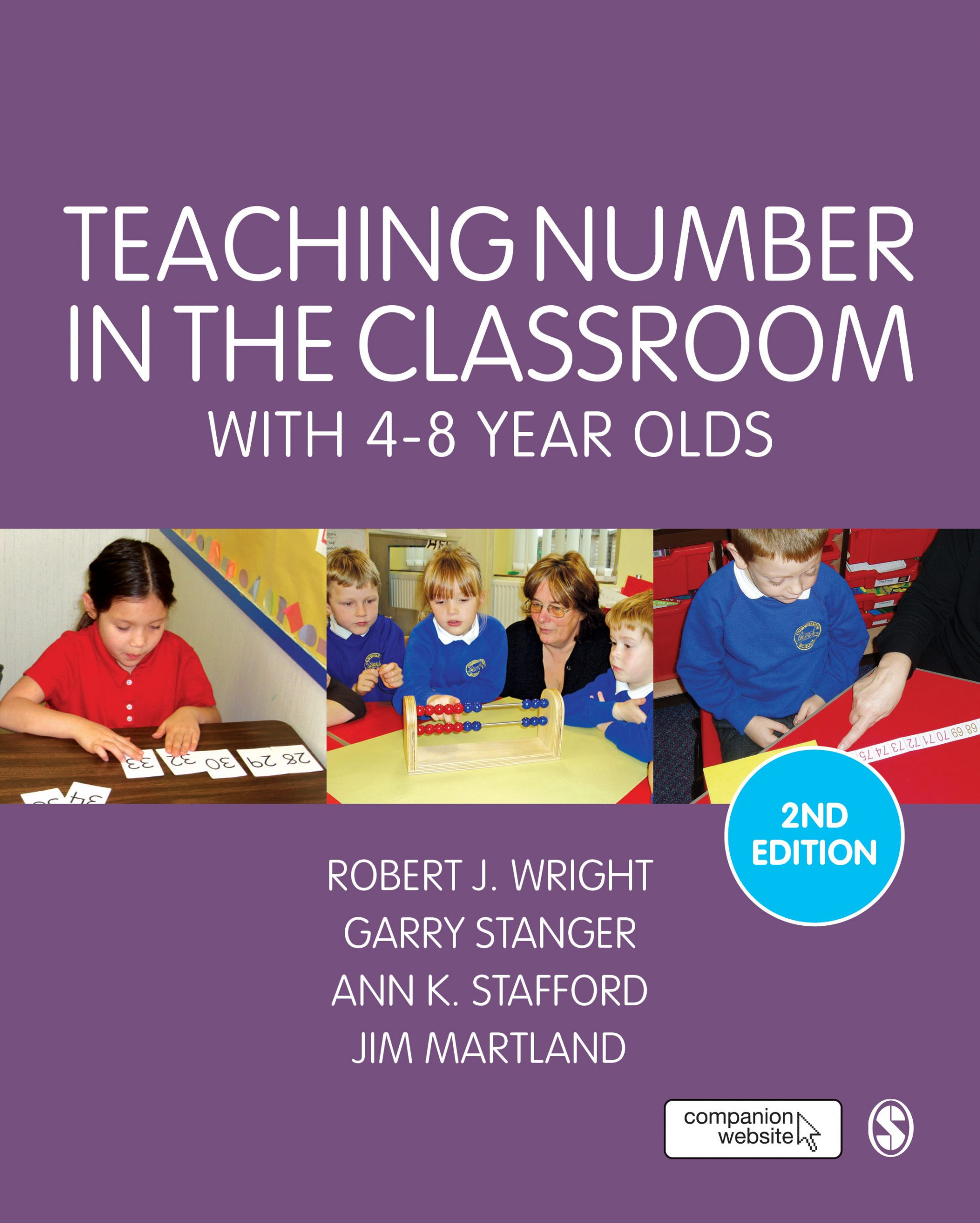 Teaching Number in the Classroom with 4-8yr olds